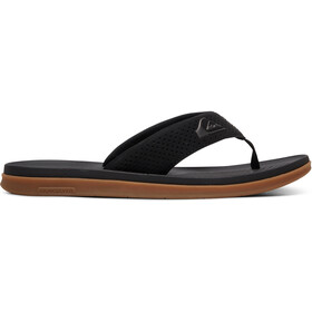 Quiksilver Haleiwa Plus Sandals Men black/black/brown